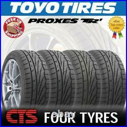 195 45 16 80v Toyo Proxes Tr-1 Track Day/ Road Quality Tyres 195/45r16