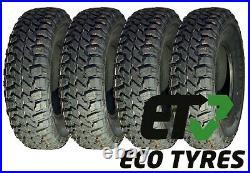 1X, 2X or 4X Tyres 235 85 R16 120Q MUD Terrain M/T P. O. R Off Road APLus