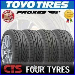 205 45 16 87W XL TOYO PROXES TR-1 TRACK DAY/ ROAD TYRES 205/45ZR16 x1 x2 x4