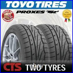 205 45 17 88W XL TOYO PROXES TR-1 TRACK DAY/ ROAD TYRES 205/45ZR17 x1 x2 x4