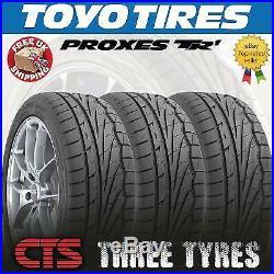 205 55 16 91W TOYO PROXES TR-1 TRACK DAY/ ROAD TYRES 205/55ZR16 91W x1 x2 x4