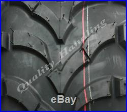 22x10-9 Quad tyres, 4ply Wanda P341'E' Marked, road legal ATV tyre, set of 2