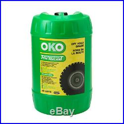 25ltr Drum Tyre Sealer, Oko Puncture Free, Off Road Tyre Sealant, Without Pump