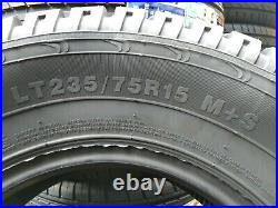 2 2357515 On Off Road Tyres 235 75 15 AT x2 SUV 4x4 235/75r15 ALL TERRAIN