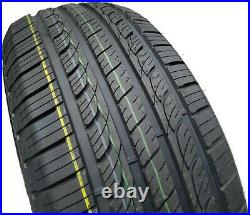 2 2556516 ON Road HT 255 65 16 SUV 4x4 Tyres 109H High Speed Performance Grip