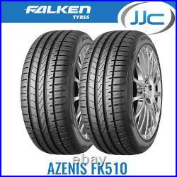 2 x 225/40 R18 Falken FK510 92Y XL High Performance Road Car Tyres 225 40 18