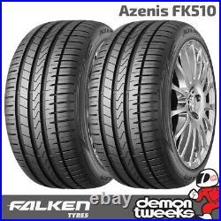 2 x 255/30/19 91Y XL (2553019) Falken FK510 High Performance Road Tyres