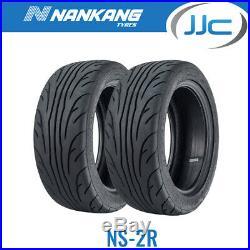 2 x Nankang 225/40/18 92Y XL NS-2R (NS2R) Road / Track Day Tyres