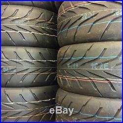 2 x Toyo Tyres 255 35 18 R888 Road legal MEDIUM Compound