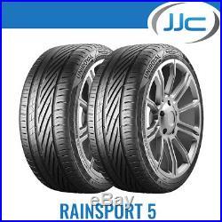 2 x Uniroyal RainSport 5 195/45/16 84V XL Performance Road Tyres