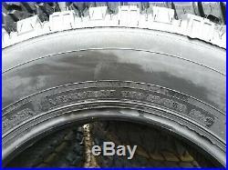 4 2657017 Professional MT601 POR On Off Road 265 70 17 Tyres x4 MUD TERRAIN SUV