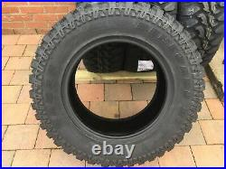 4 X 235/85r16 120/116q Por Radar Mt Mud Terrain Lt235/85r16 Off Road Tyres