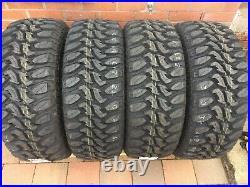 4 X 285/75r16 126/123k Por Radar Mt Mud Terrain Lt285/75r16 Off Road Tyres