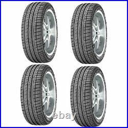 4 x 195 50 15 82V Michelin Pilot Sport 3 Performance Road Tyre (1955015)