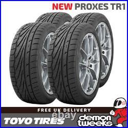 4 x 195/50/16 R16 84V Toyo Proxes TR-1 (TR1) Road Day Tyres 1955016 New T1-R
