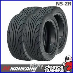 4 x 205/45/16 87W XL Nankang NS-2R E-Marked Semi-Slick Road Day Tyre 2054516