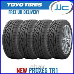4 x 205/45/16 R16 87W XL Toyo Proxes TR1 (New T1R) Performance Road Tyres