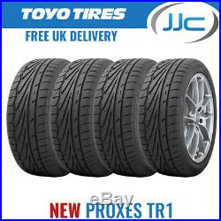 4 x 205/50/16 R16 87W Toyo Proxes TR1 (New T1R) Performance Road Tyres