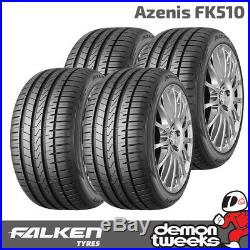 4 x 235/40/18 95Y XL (2354018) Falken FK510 High Performance Road Tyres