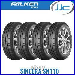 4 x Falken Sincera SN110 Road Tyres 185 60 14 82H (1856014)