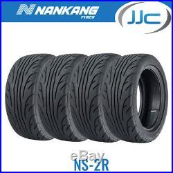 4 x Nankang 185 60 R 14 86V XL NS-2R Road Legal Race Track Day Tyres