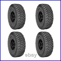 4 x Toyo Open Country M/T 265/70/17 123P Off Road / All Terrain Tyres 2657017
