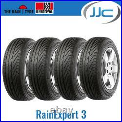 4 x Uniroyal RainExpert 3 175/65/14 82T (1756514) Performance Road Tyres