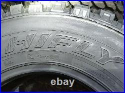 5 31x10.50R15 Hifly MT601 31x10.50 15 31 10 50 15 POR 4x4 Tyres Mud Off Road SUV