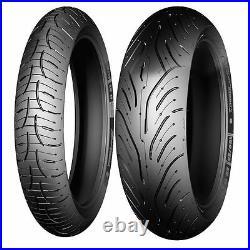 BMW R 1200 GS Michelin Pilot Road 4 Trail 120/70 19 170/60 17 Tyre Pair R1200GS