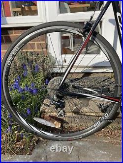 Cannondale CAAD 8 Mens Road Bike, 56cm Alloy frame, carbon forks, New Tyres