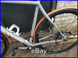 Cannondale Synapse Adventure Disc Road Bike 56cm Hunt Wheels NEW tyres