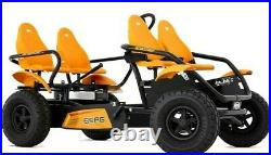 Cycle Off Road Pneumatic Tyres FAMILY 4 Seater F Large Go Kart Four Seats
