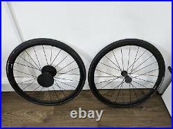 DT Swiss P 1800 Spline 32 Disc Road Wheelset 700c & Vittoria Corsa 25c Tyres