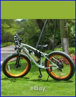EcoRider E6-5 250w26 Fat Tyre Electric off-road style e-bike BIG BRAND QUALITY