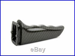 Für BMW E60 E61 tuning echte CARBON Handbremse Handbremshebel Handbremszuggriff
