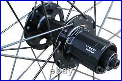 GIANT THRU AXLE/QR 700c Road Gravel Cyclocross Bike DISC Wheelset 8/9/10 Speed
