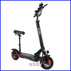 Kugoo Kirin M4 Pro Electric Scooter With Off Road Tyres