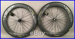 Mavic Comete Pro Carbon Disc Brake Road Bike Wheels Tubeless & Tires MSRP $2100