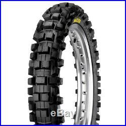 Maxxis MaxxCross IT Tyres PAIR 120/100-18 + 80/100-21 Off Road Legal Enduro MX