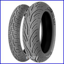 Michelin Pilot Road 4 120/70 ZR17 (58W) / 180/55 ZR17 (73W) Motorbike Tyres