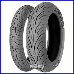Michelin Pilot Road 4 120/70 ZR17 (58W) & 180/55 ZR17 (73W) Motorcycle Tyres