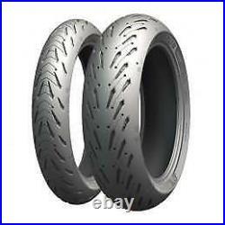 Michelin Road 5 Motorcycle Tyre Pair 120/70 ZR17 (58W) & 190/50 ZR17 (73W)