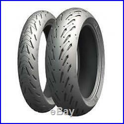 Michelin Road 5 Trail Motorcycle Tyre Pair 110/80 R19 59V & 150/70 R17 69V TL