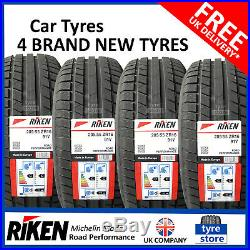 New 205 55 16 RIKEN ROAD PERF 205/55R16 2055516 MADE BY MICHELIN (1,2,4 TYRES)