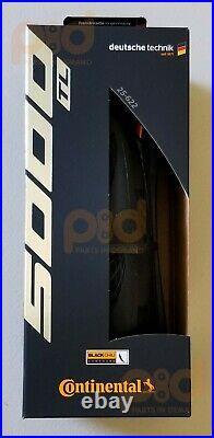 PAIR 2 Continental Grand Prix GP 5000 TL 700 c x 25 mm TUBELESS Road Bike Tires