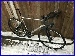 Ribble Endurance TI TITANIUM endurance road bike, 7 months old, new wheels/tyres