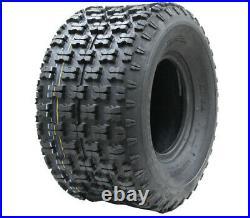 Slasher ATV quad tyres 21x7-10 /20x11-9 Wanda Race road legal E marked, Set of 4