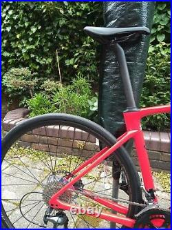 Specilaized Roubaix road bike, 2021, Size 54, 700 x21mm wheels, 28 tyres