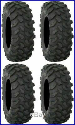 System 3 Off Road XTR370 28-10-14 UTV SXS ATV Tire 28x10x14 28-10-14 Set of 4