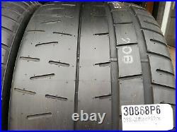 X2 315 30 20 Pirelli P Zero Trofeo R 315/30zr20 104y Brand New Track/road Tyres